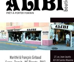 Alibi - vêtements femmes