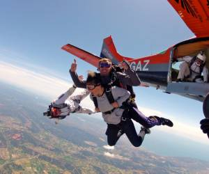 Parachute club d