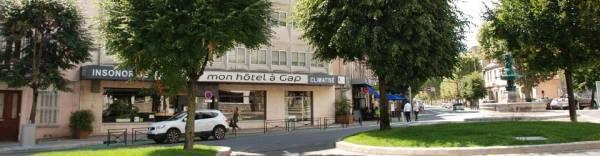 Hotel Porte Colombe Gap