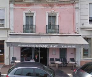 Bar brasserie terminus