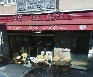 Bar des alpes