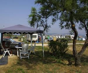 Camping les pins maritimes