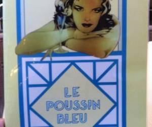 Poussin bleu (sté le)