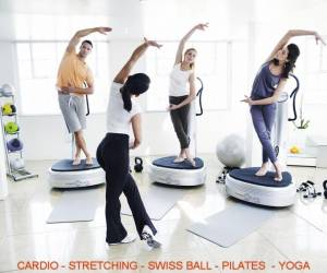 Centre power plate physiolight