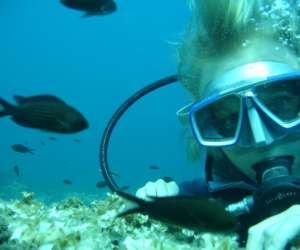 Cap ferrat diving padi center