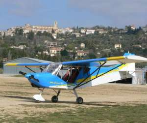Ecole de pilotage u.l.m morosini h.a.c