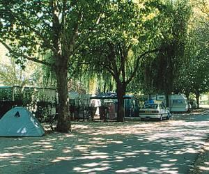 Camping les deux rhône
