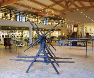 Musée des arts et des métiers du vin (château turcan)
