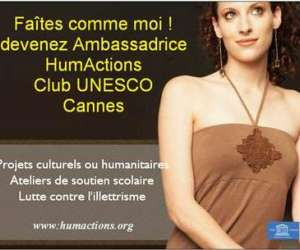 Humactions-club unesco cannes