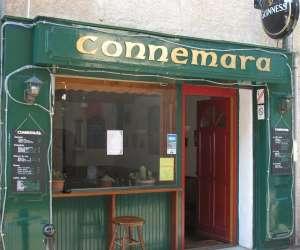 Connemara, pub irlandais, crêperie