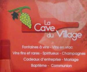 La cave du village