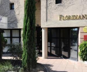 Quality hotel & suites aix floridianes