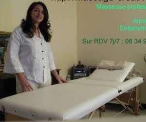 Massage créative pour femmes