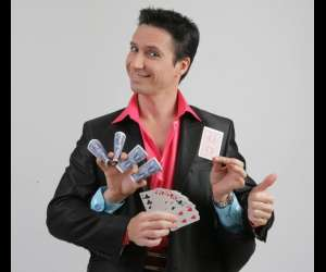 Frédéric bénard magicien mentaliste