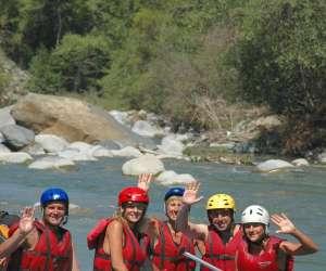 Rafting et sports d