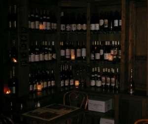Le comptoir du vignoble retaurant cave