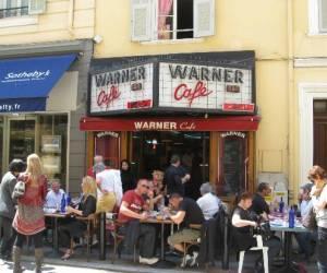 Warner cafe