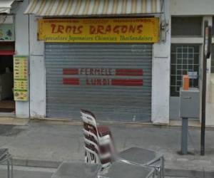Les 3 dragons