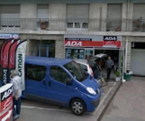 Ada (location véhicules de tourisme et utilitaires)