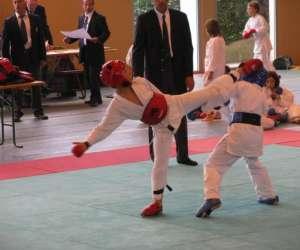 Fudo karate club entraigues
