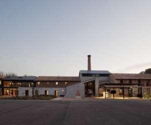 Terra rossa, maison de la ceramique architecturale