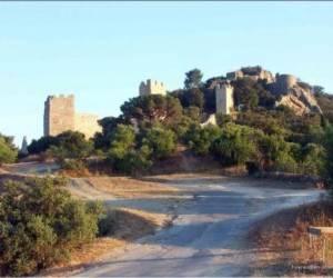 Vieux château de hyères