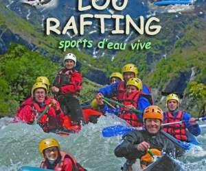 Lou rafting