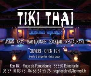 Restaurant tiki thaï
