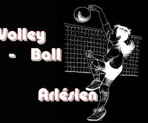 Volley ball arlesien