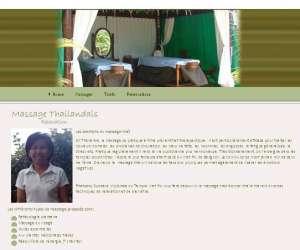 Salon de massage spa thaï