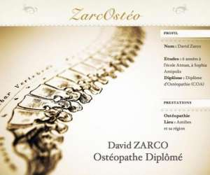 Zarco   david     cabinet d