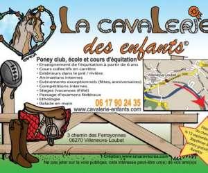 Poney-club la cavalerie des enfants