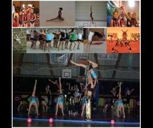 Club de gymnastique artistique six-fournais