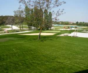golf : golf green city