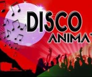 Disco star animation