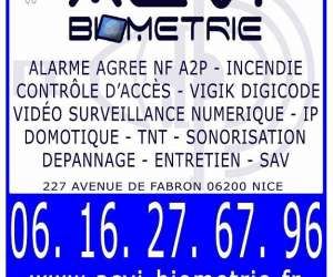 Alarme protection surveillance contre le vol