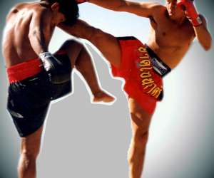 Thai boxing toulon