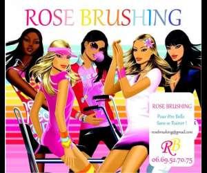 Rose brushing