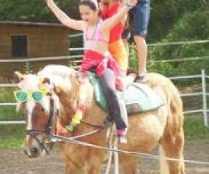 Association maitchka ecole de voltige equestre