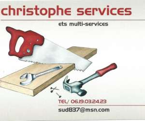 Christophe services