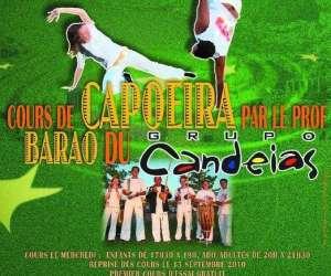 Capoeira pernes les fontaines