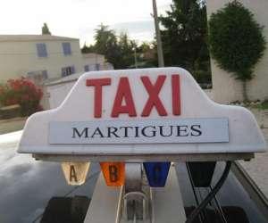 Allo taxi martigues