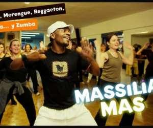 Massilia mas   salsa zumba marseille-  cour de zumba fi