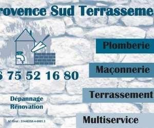 Provence sud terrassement