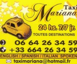 Taxi nice aeroport mariana