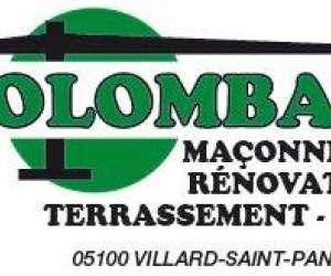 Colomban maconnerie