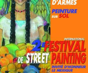 2 festival international de street painting de toulon