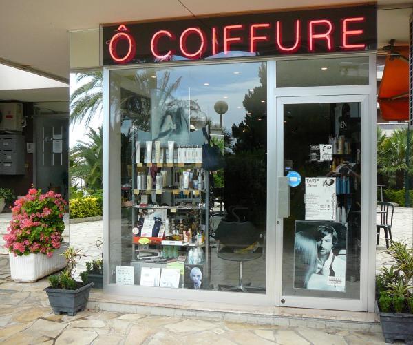O Coiffure Salon Pour Femmes Hommes Enfants A Nice 06200