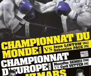 Boxing events paca