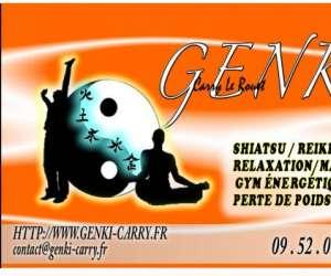 Genki - carry le rouet